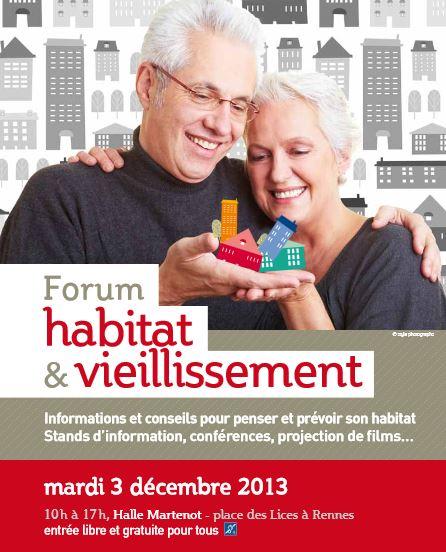 Forum habitat & vieillissement