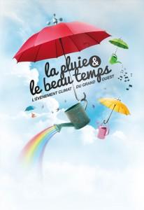 la pluie et le beau temps_affiche